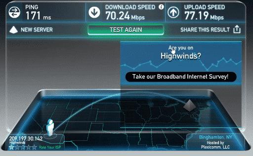 ipvanish us vpn server speed test #6