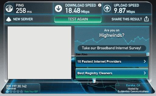 ipvanish us vpn server speed test #8