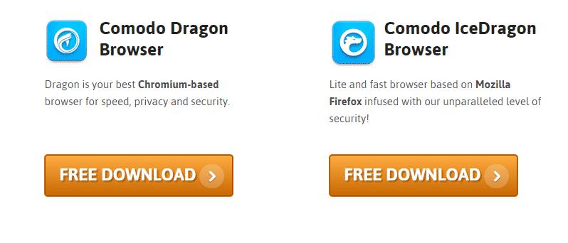 comondo browser